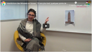 Interdictions des Minarets en Suisse – 10 ans plus tard, quelques points de vue