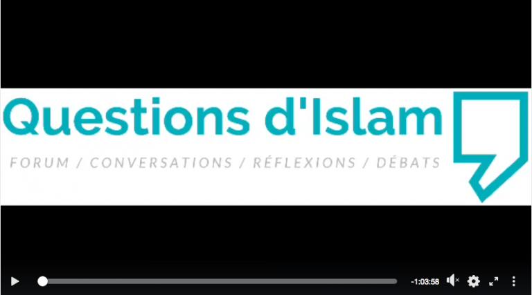 Questions d'Islam : spécial Ramadan 2021